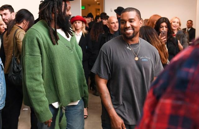 Tremaine Emory, Kanye West