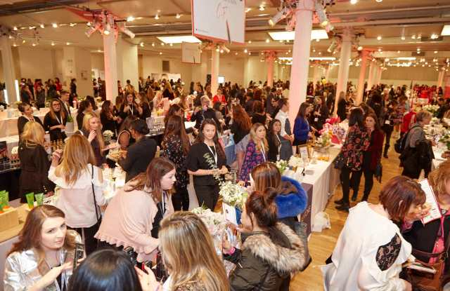 CEW - 2018 Beauty Insider Awards Product Demo held on March 1 at Metropolitan Pavilion, NY