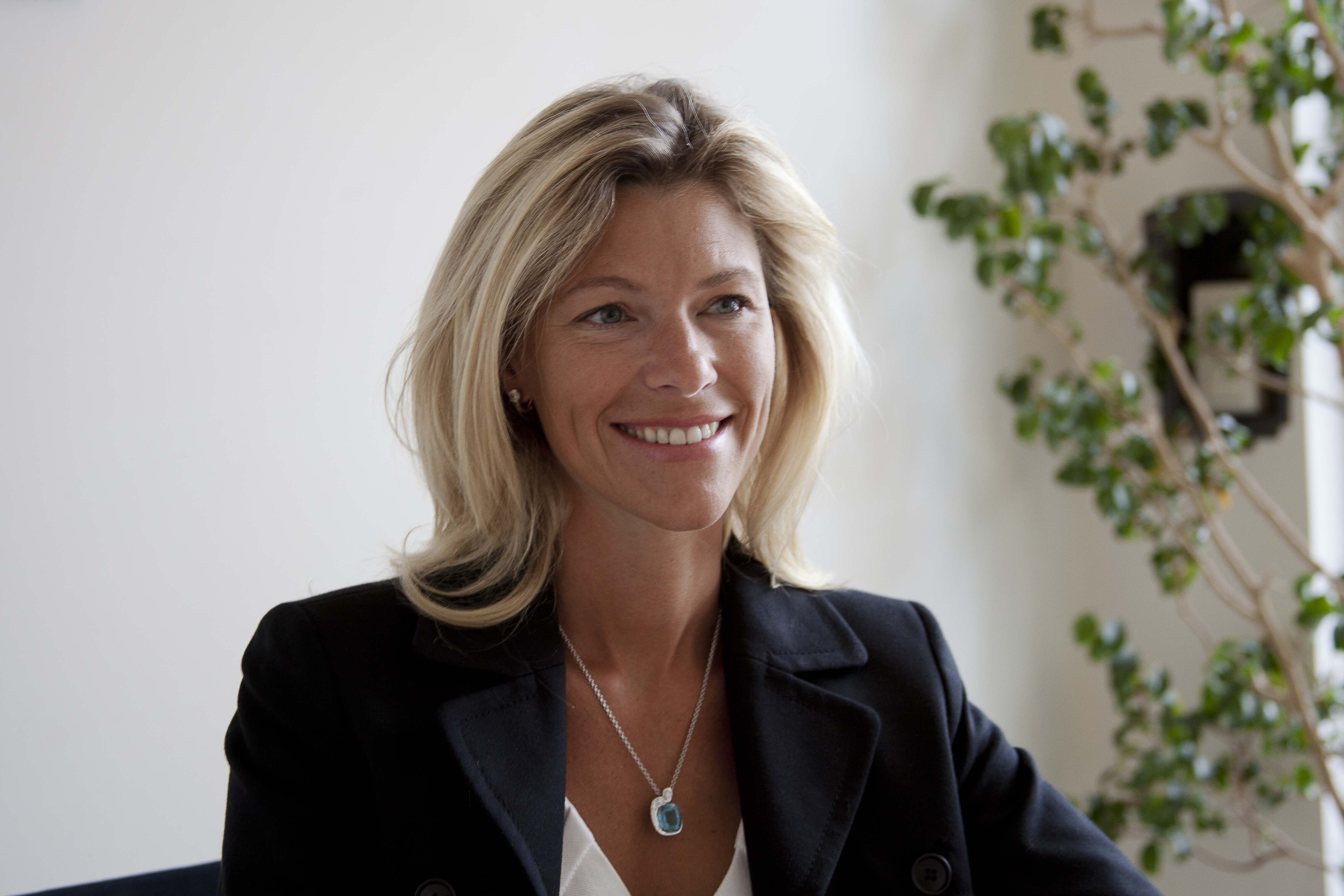 Christofle chief executive officer Nathalie Remy