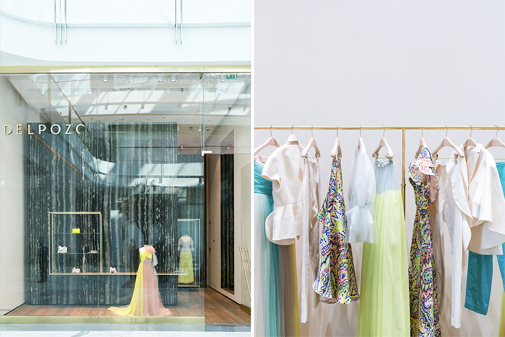Delpozo boutique at The Dubai Mall