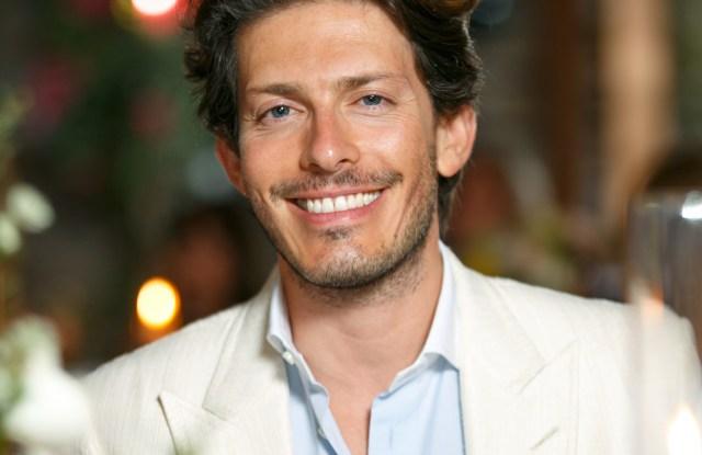 Edgardo Osorio, Creative Director & Founder, AQUAZZURA