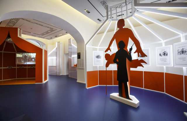 Hermès temporary store in Rome
