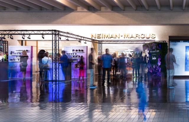 Neiman Marcus' ShopTheExpo in Dallas.