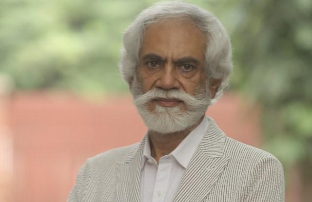 Sunil Sethi, chairman of the Fashion Design Council of India