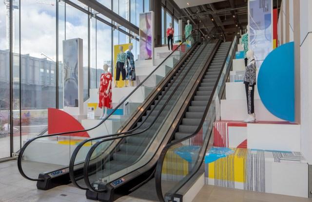 John Lewis, Westfield Shopping Centre, White City, London, U.K. Friday, March 16, 2018. Photographer: Jason Alden Photographer: Jason Aldenwww.jasonalden.com0781 063 1642