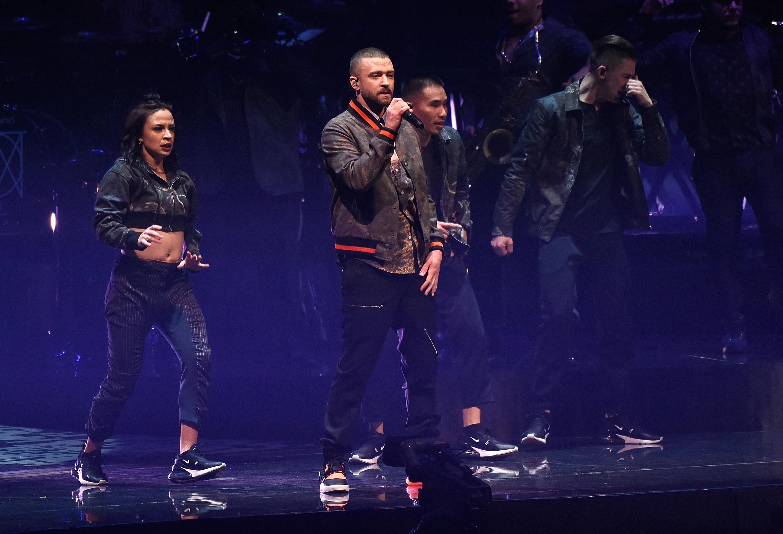 """Stella McCartney Designs Justin Timberlake's """"Man of the Woods"""" Tour Wardrobe"""