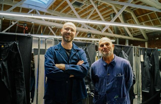 Alberto Candiani and Maurizio Donadi