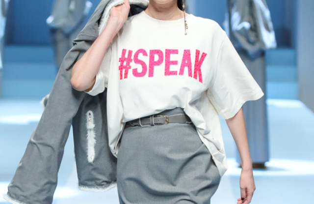 Miss Gee Collection's take on South Korea's #MeToo movement