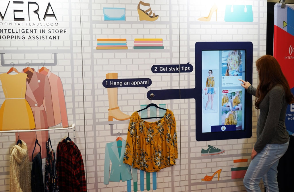 ai shopping assistant stylist sxsw