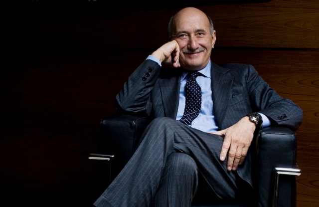 Panerai's first and only chief executive officer, Angelo Bonati.