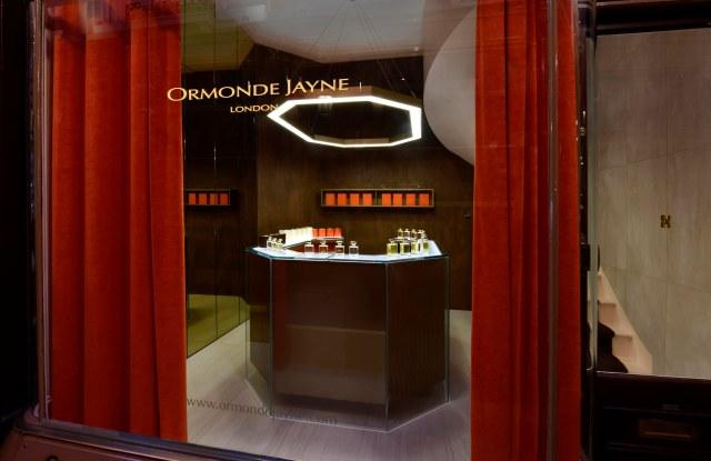The Ormonde Jayne store on Old Bond Street