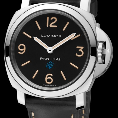 The Luminor Base Logo Acciaio 44mm, one of the watches created especially for the Paneristi forum.