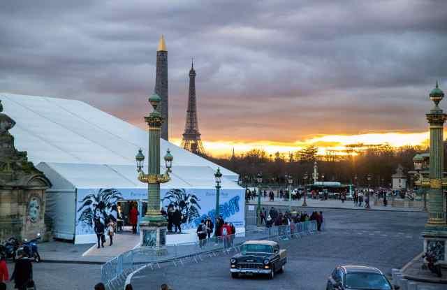 Paris Sur Mode Apparel Trade Show