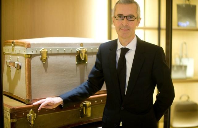 Moynat President Guillaume Davin