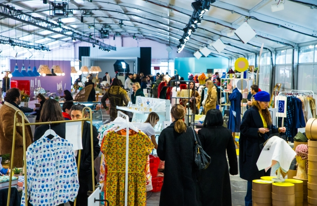 Premiere Classe trade show in the Tuileries