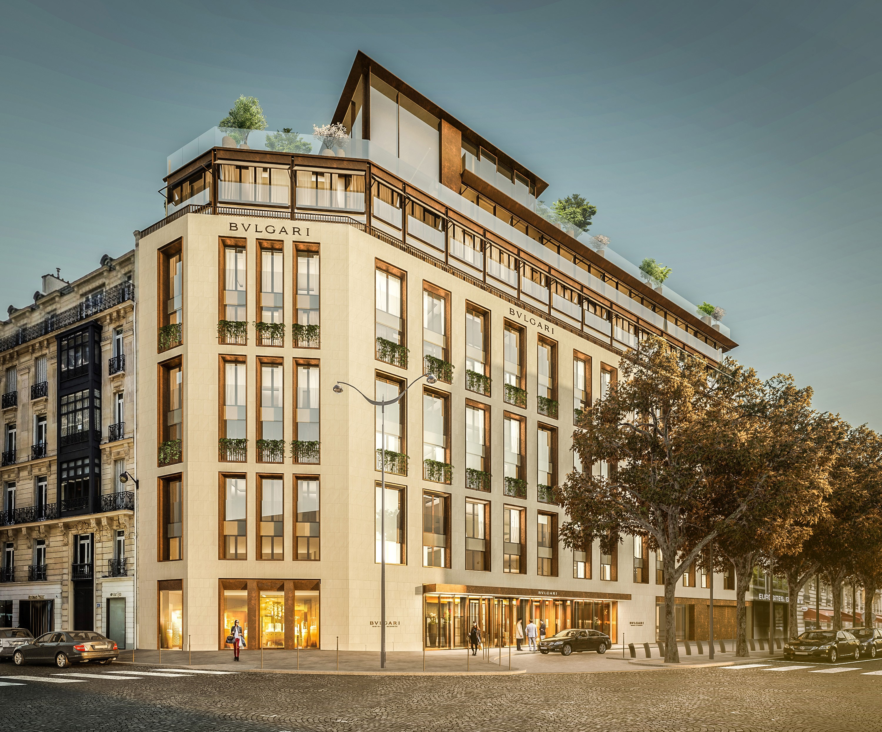 Bulgari Hotel Paris