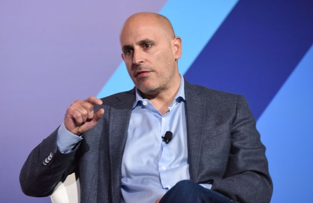 Marc Lore (President and CEO, Walmart eCommerce US)Town Hall Series: The Future of Commerce seminar, Advertising Week New York 2017, PlayStation East Stage, PlayStation Theater, New York, USA - 27 Sep 2017