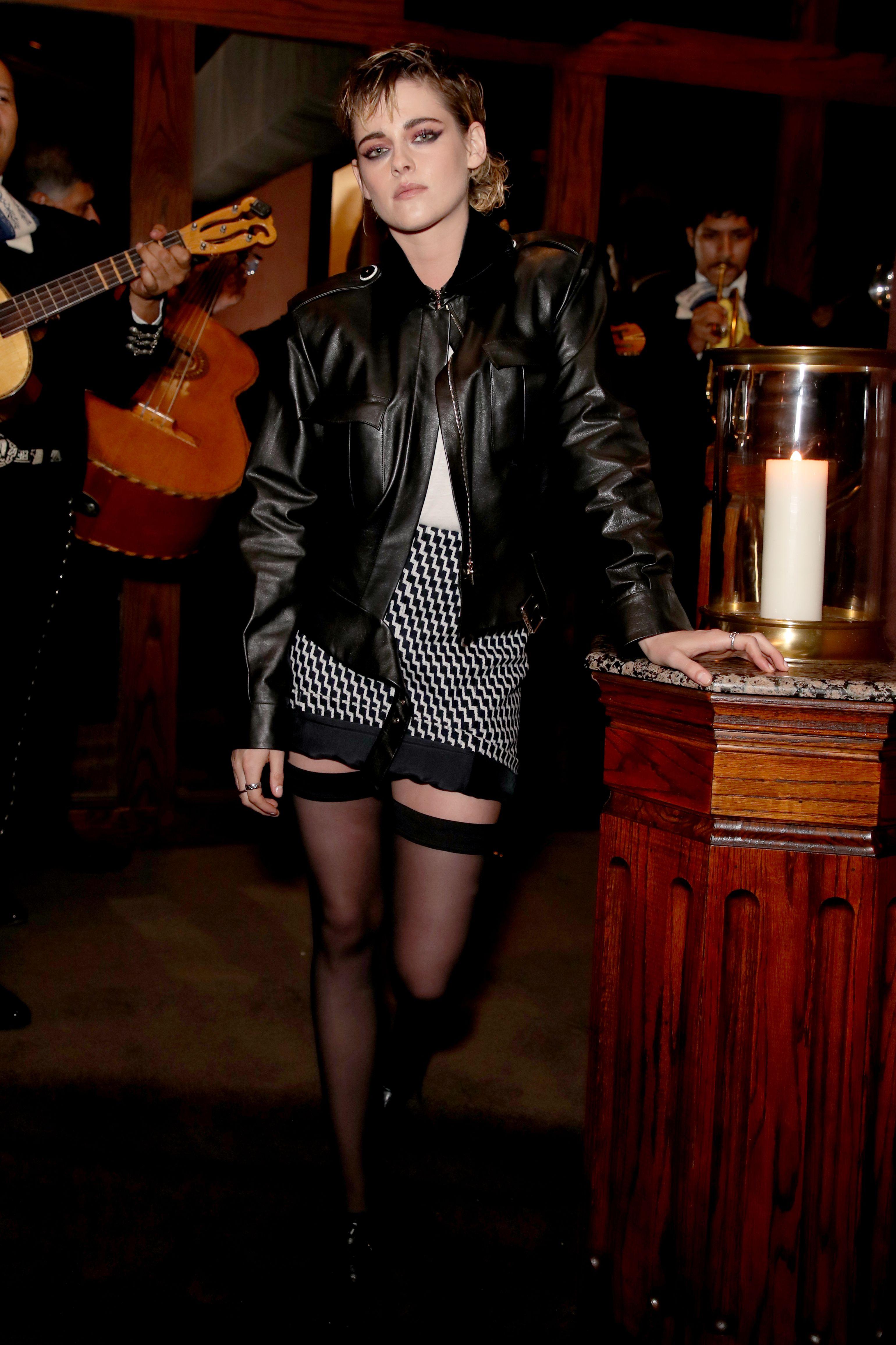 Kristen StewartChanel and Charles Finch Pre-Oscar dinner, Inside, Los Angeles, USA 03 Mar 2018