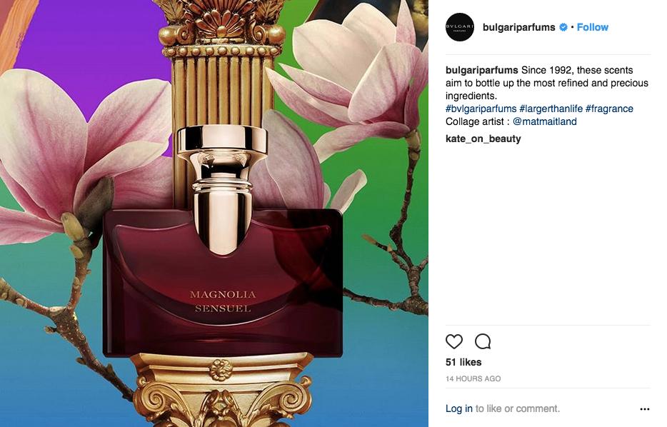Bulgari Parfums