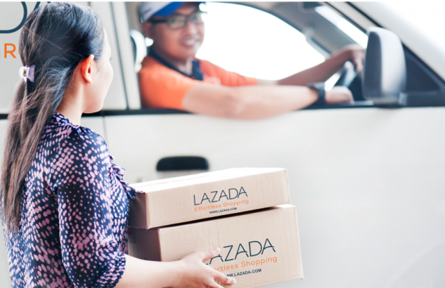 Lazada is the leading e-commerce platform in Southeast Asia.