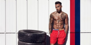 The Tommy X Lewis Hamilton Spring 2018 campaign