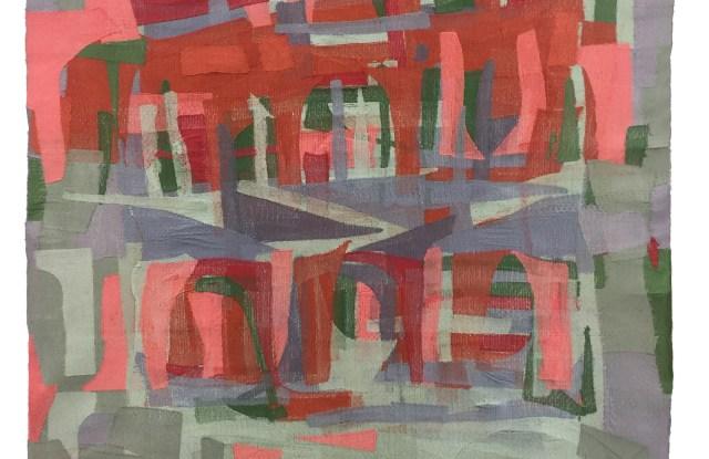 """Venetian Bauhaus"" by Sigi Ahl."