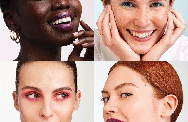 Zalando Beauty's soft launch campaign image