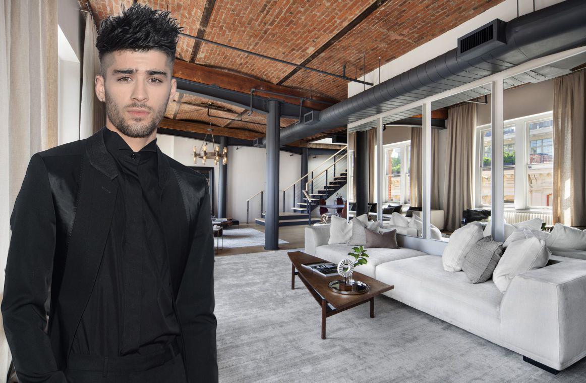 Zayn Malik Moves Into A $10.7M SoHo Penthouse