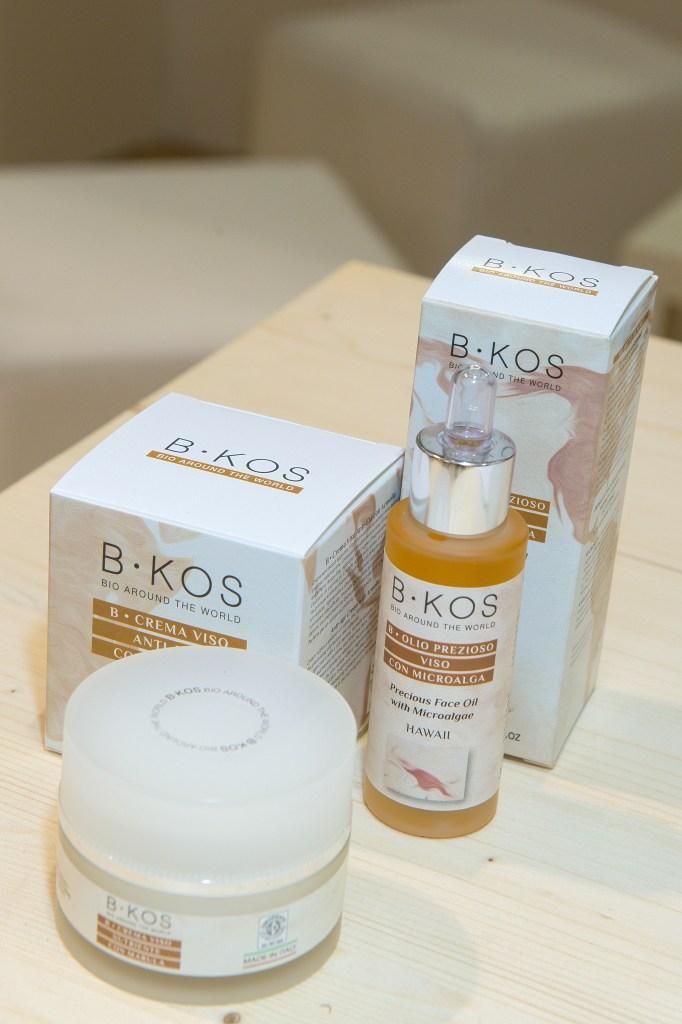 B.Kos skin care.