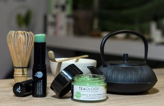 Teaology Tea Infusion Skincare.