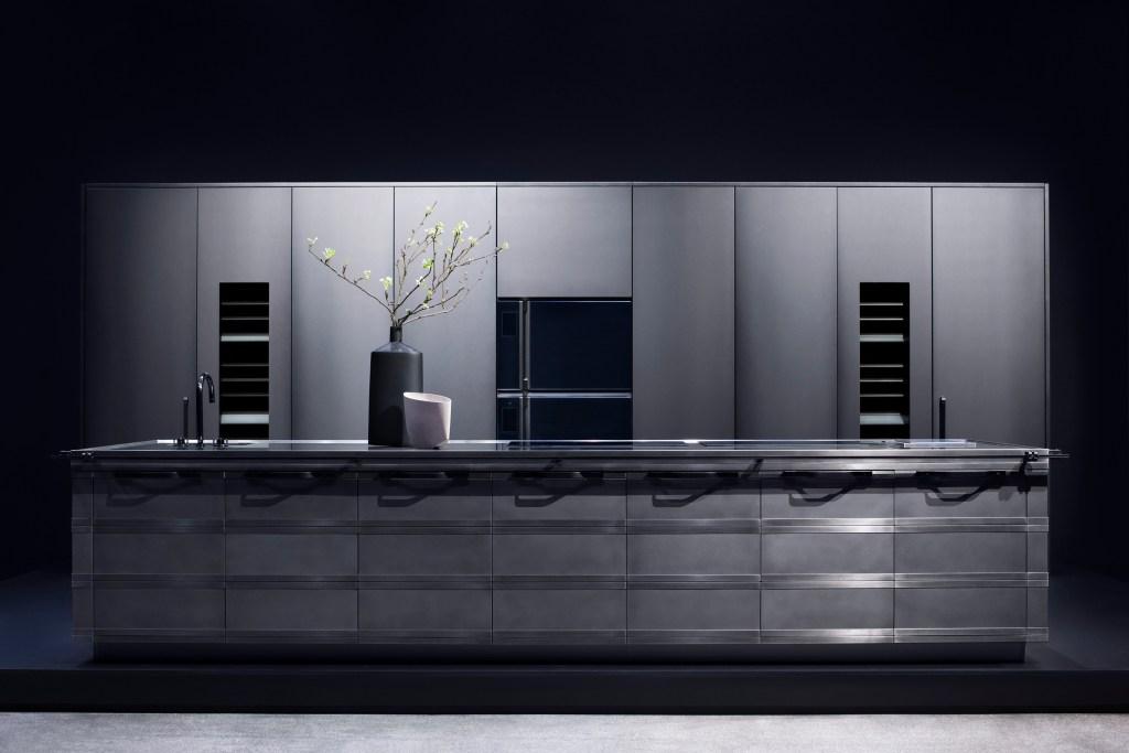Fendi Cucine Kurkum designed by Marco Costanzi