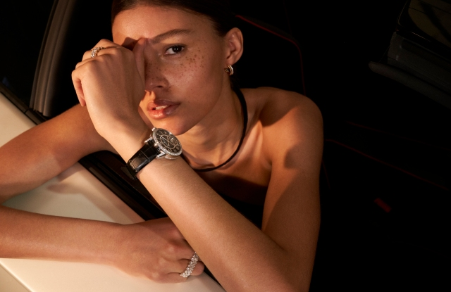 Net-a-porter section dedicated to fine jewelry and luxury watches carries over 40 brands