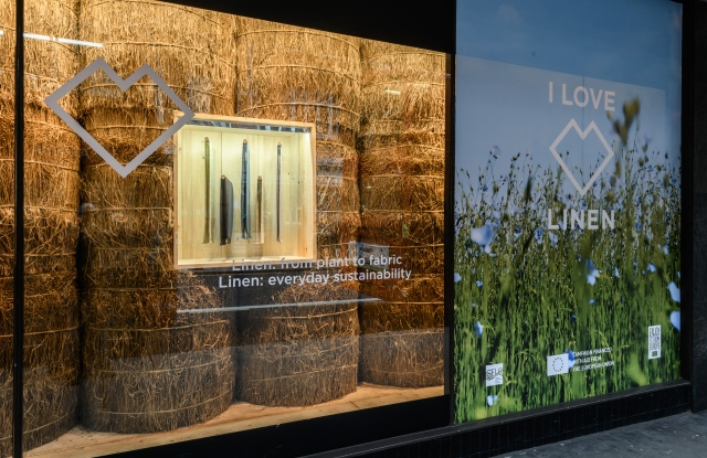 "The ""I Love Linen"" campaign in John Lewis"