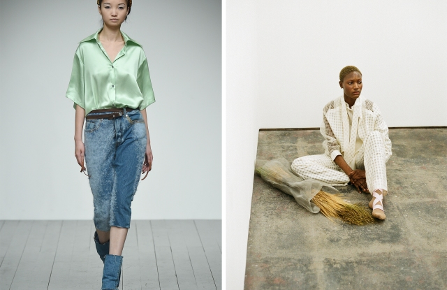 A look form Faustine Steinmetz and Kepler