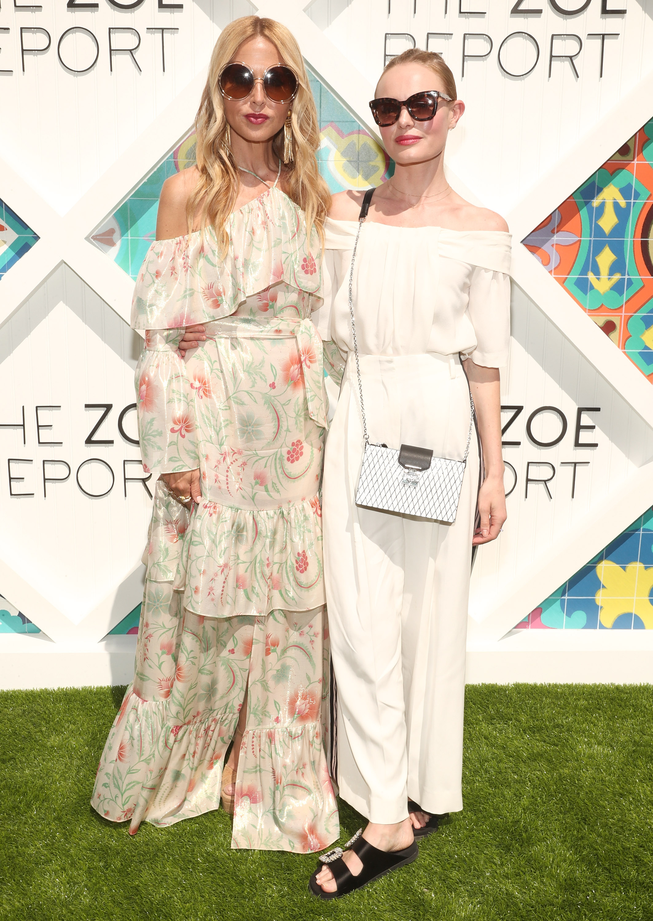 Rachel Zoe Kate Bosworth attend The Zoe Report's ZOEasis on April 15, 2017 in Palm Springs, California. (Photo by Todd Williamson/Getty Images for the Zoe Report)