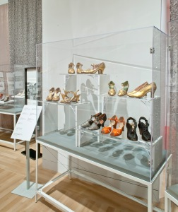 The 'Walk this Way' exhibit