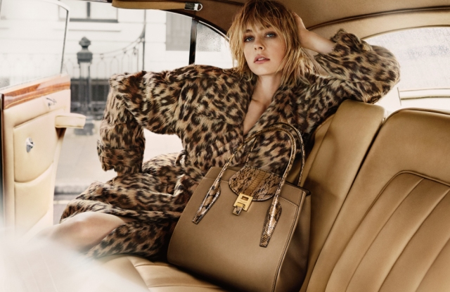 Michael Kors' fall ad campaign.