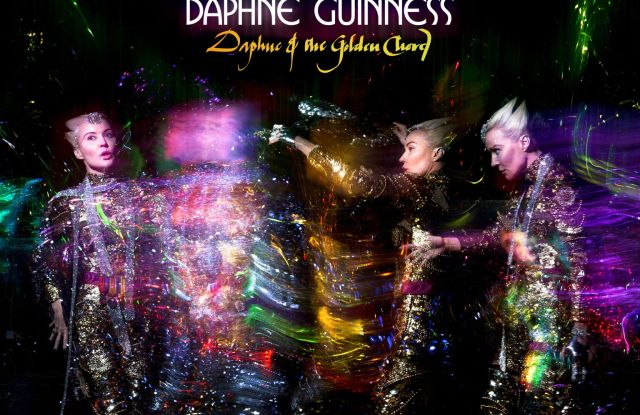 The new Daphne Guinness album cover