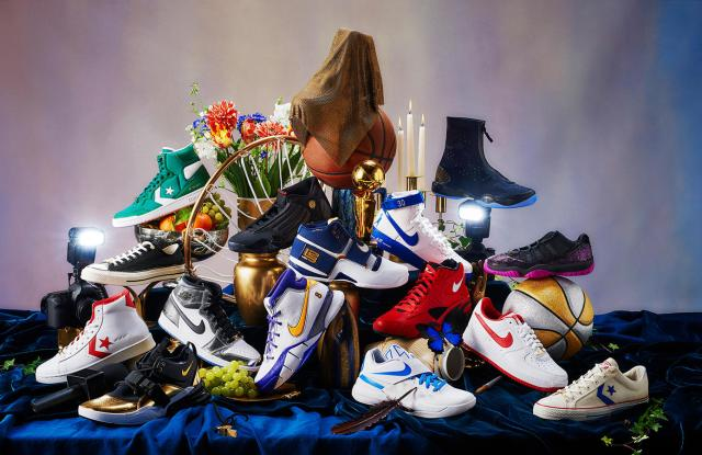 Nike/Converse's Art of a Champion collection.