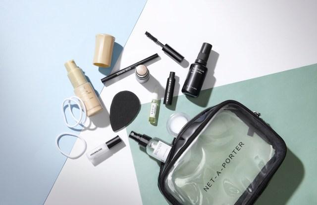 Net-a-porter's fifth anniversary beauty kit.