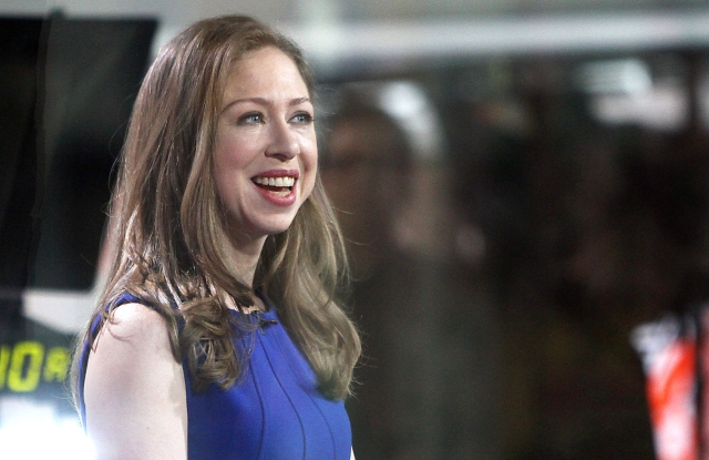 Chelsea Clinton'The Today Show', New York, USA - 30 May 2017