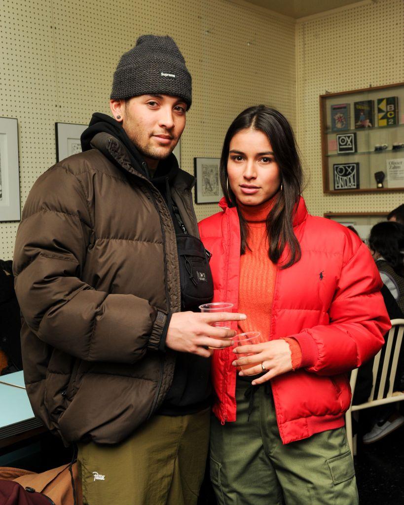 Yavez Anthonio & Danielle Cathari