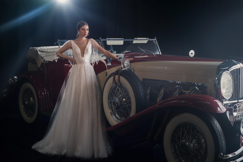 Dany Mizrachi Bridal Spring 2019