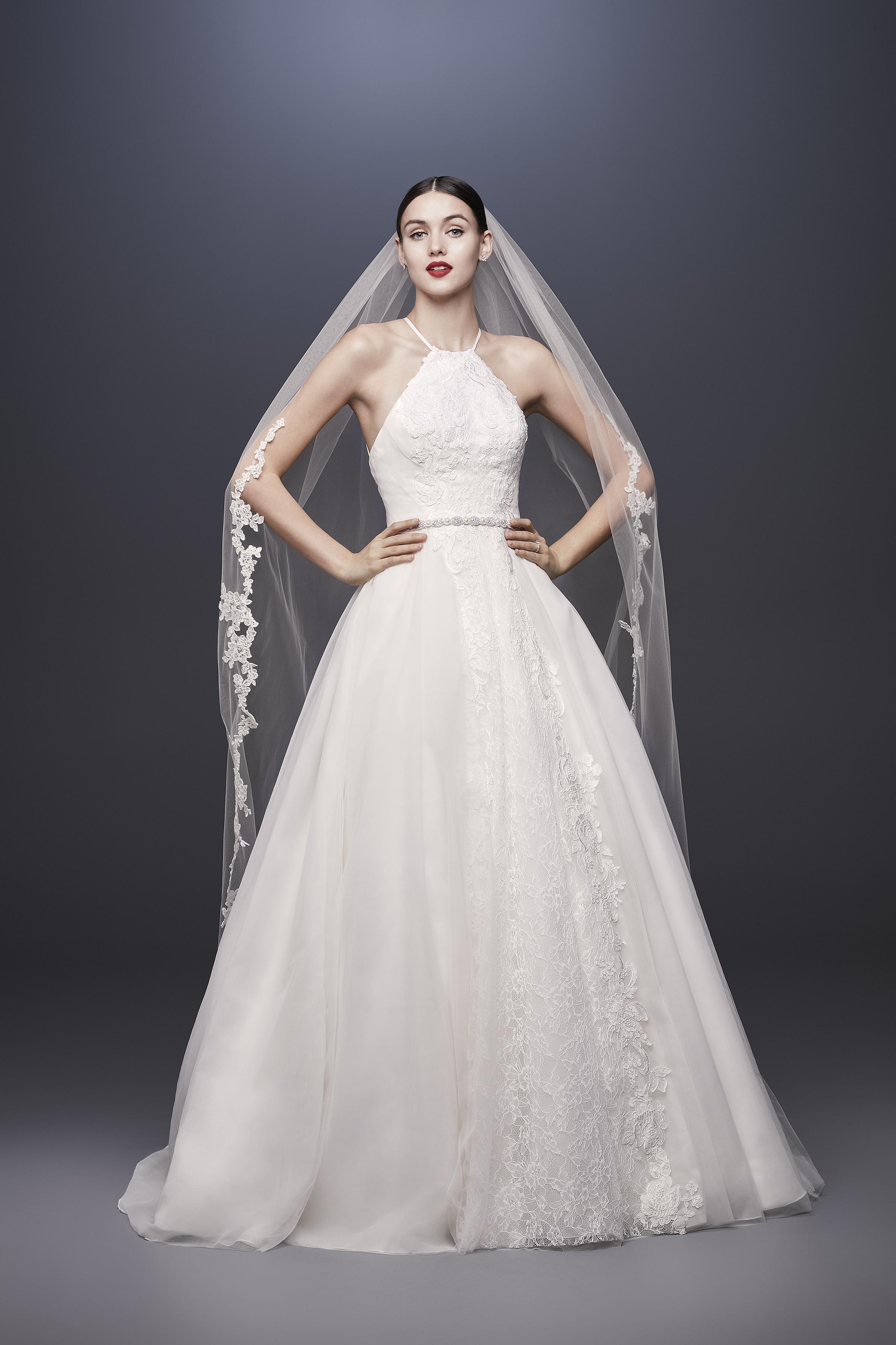 David's Bridal Truly Zac Posen Collection Spring 2018