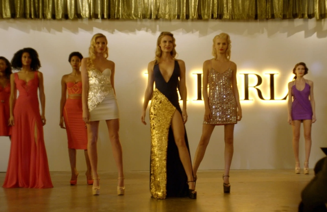 """La Perla will be featured on """"Dynasty."""""""