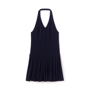 A tennis dress from the 1960s.