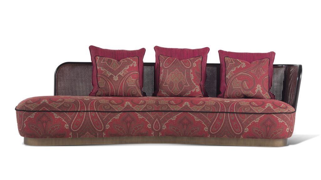 Etro Home Interiors Caral sofa