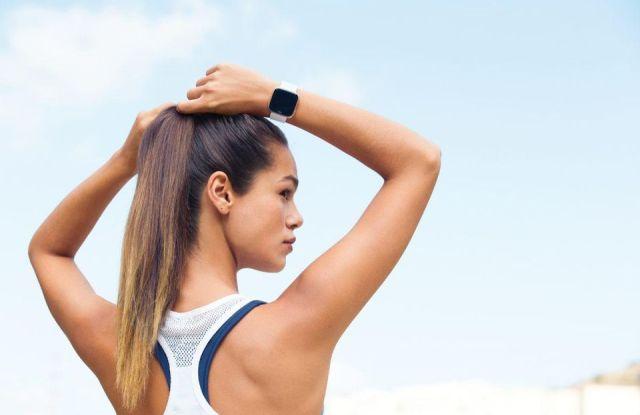 vitbit versa smartwatch wearable
