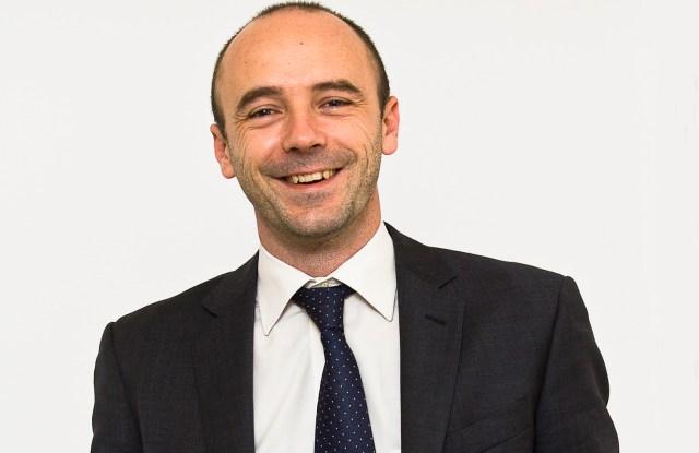Fondazione Prada general director Cristian Valsecchi