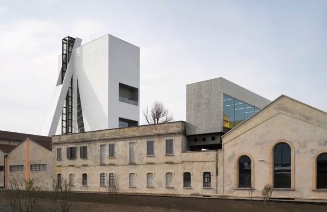 The Fondazione Prada Torre